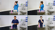 Donning and Fit Checking of Respirator in NSW Healthcare Settings: Overview