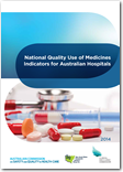 National Quality Use of Medicines Indicators for Australian Hospitals